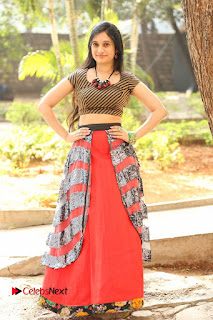 Telugu Actress Priyanka Pallavi Stills at Nenostha Release Press Meet  0221.JPG