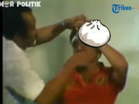 [Video] Kecelakaan Setya Novanto 'Persis' Film Warkop DKI, Netizen: Kok Mirip Banget ya?