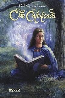 Ella Enfeitiçada - Edição brasileira - 2004