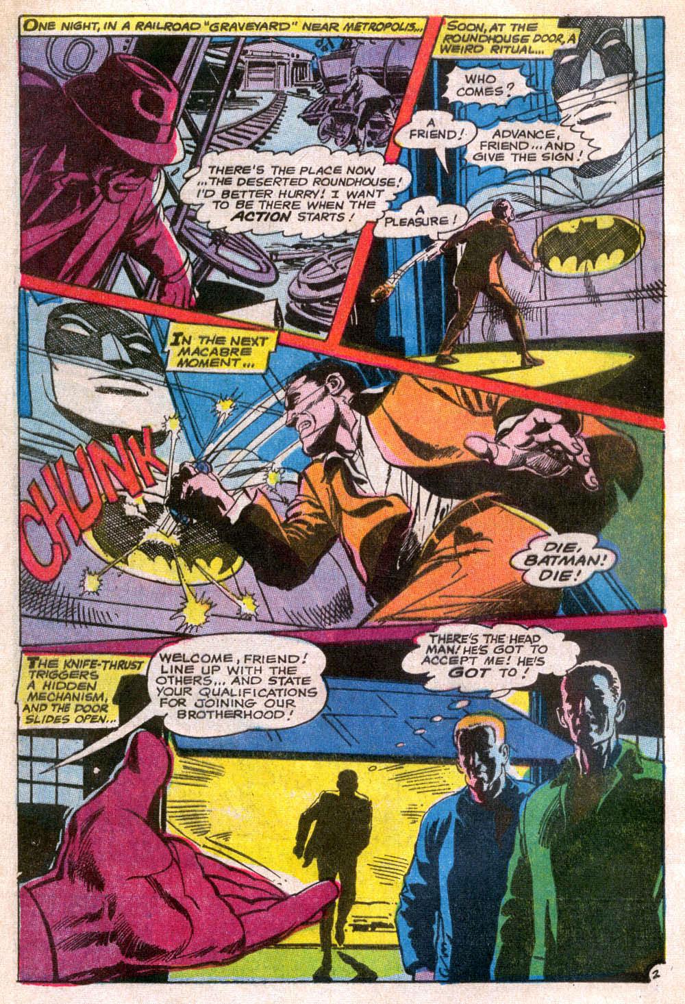 Read online World's Finest Comics comic -  Issue #175 - 4