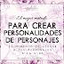 RPE 4: Método para crear personalidades de personajes