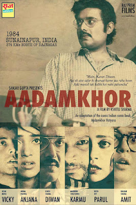 Movie-Poster-Aadamkhor-Raj-Prem-Films-and-raj-comics