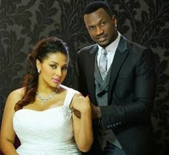 Why I Married Peter Okoye Despite The Fact He Is My Junior ––Lola Omotayo Peter Okoye of P'Square and Lola Omotayo's love story is compelling and amazing.