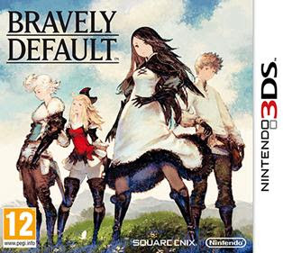Bravely Default, 3ds, español, mega