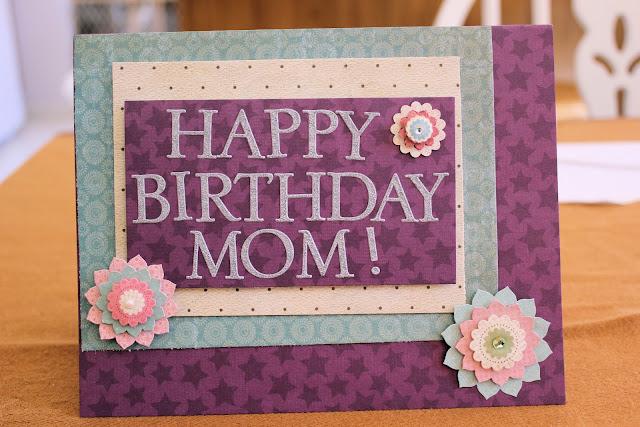 Cute Birthday Card Ideas For Mom Birthday Card Ideas – Happy Birthday Card Ideas for Mom