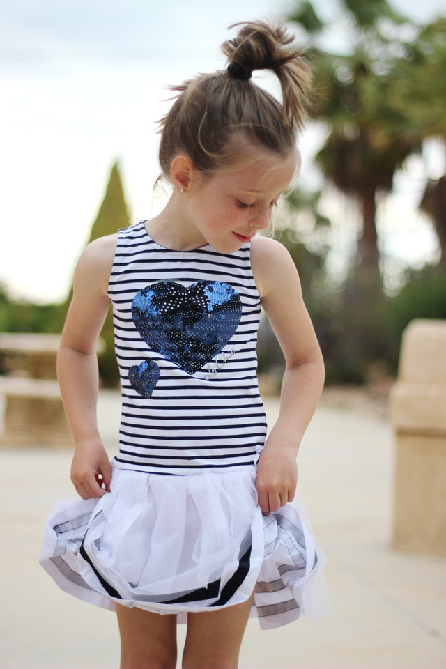Streetstyle kids - Le Chic - Little blogger - Fashion kids - Junior Babe