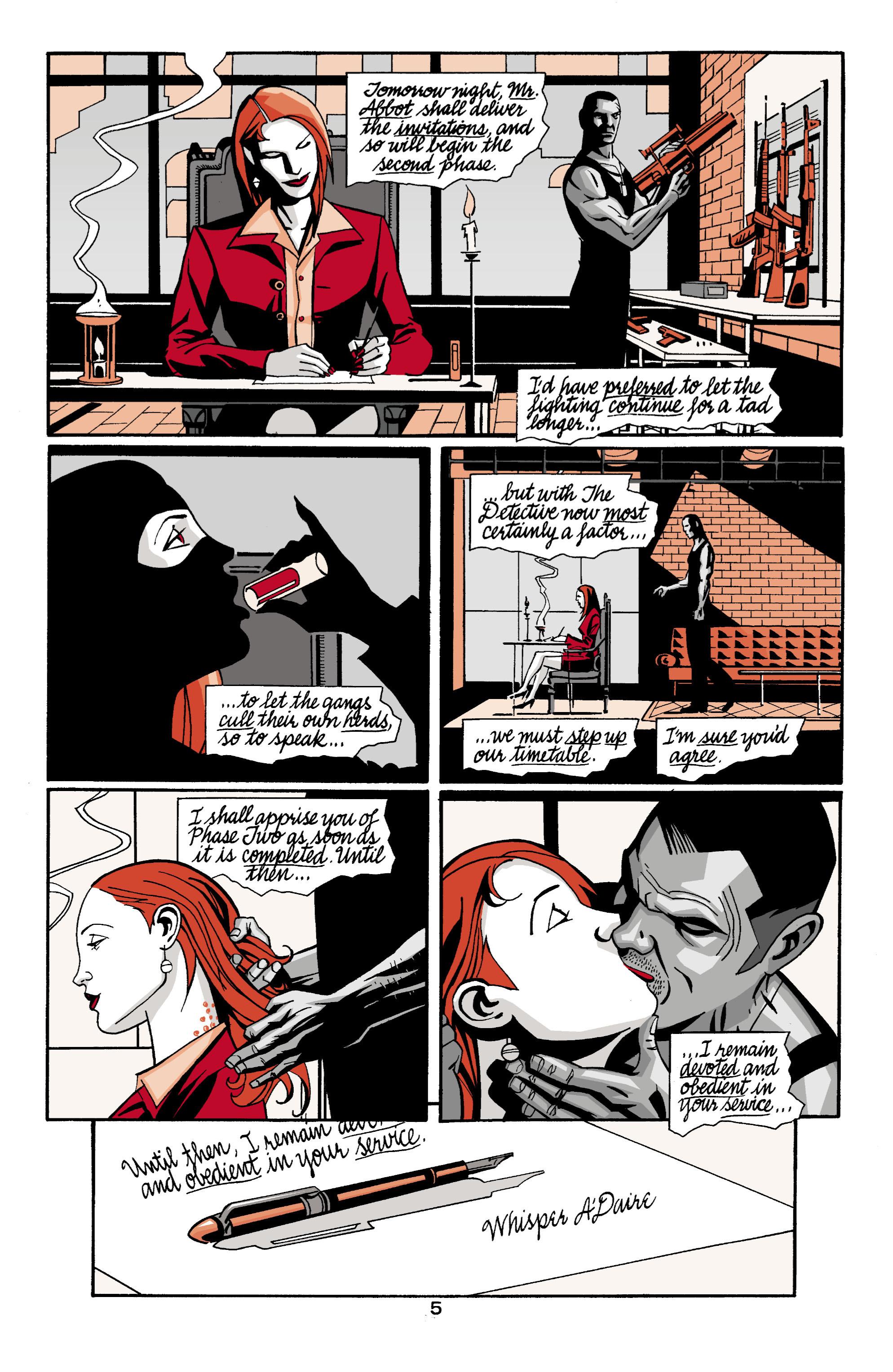 Detective Comics (1937) 744 Page 5