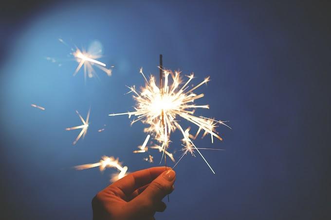 O Diário de Caraíbas deseja a você um Feliz Ano Novo! Feliz 2019!