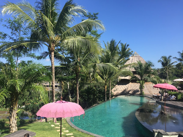 glutenfrei in Ubud Bali