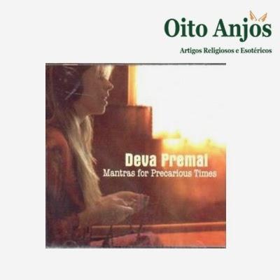 CD DEVA PREMAL - Mantras for Precarius Times | Oito Anjos Artigos Religiosos e Esotéricos