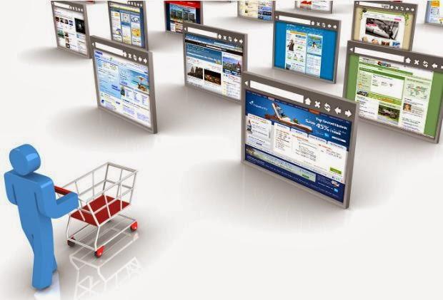 Belajar berdagang online