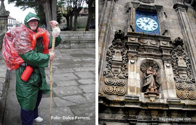 Caminho de Santiago, Igreja de Nossa Senhora da Escravidão, Padrón