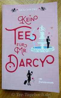 Janina Venn-Rosky: Kein Tee für Mr. Darcy