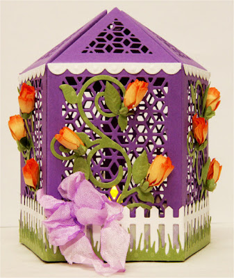 Our Daily Bread Designs, Luminous Lantern, Rose, Rose Leaves, Fancy Foliage, Grass Lawn, Bitty borders, by Robin Clendenning