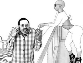 muslim man divorces wife wear trousers