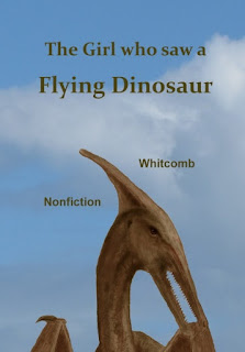 """The Girl who saw a Flying Dinosaur"""
