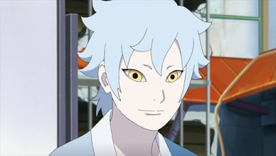 Boruto: Naruto Next Generations 5 sub español online