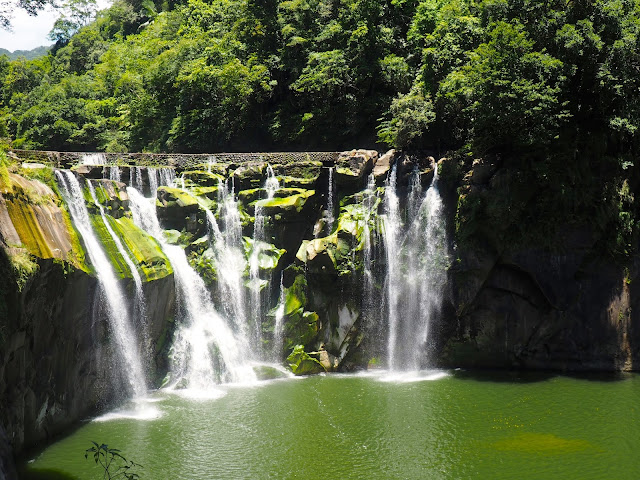 Shifen Waterfall, Taipei, Taiwan