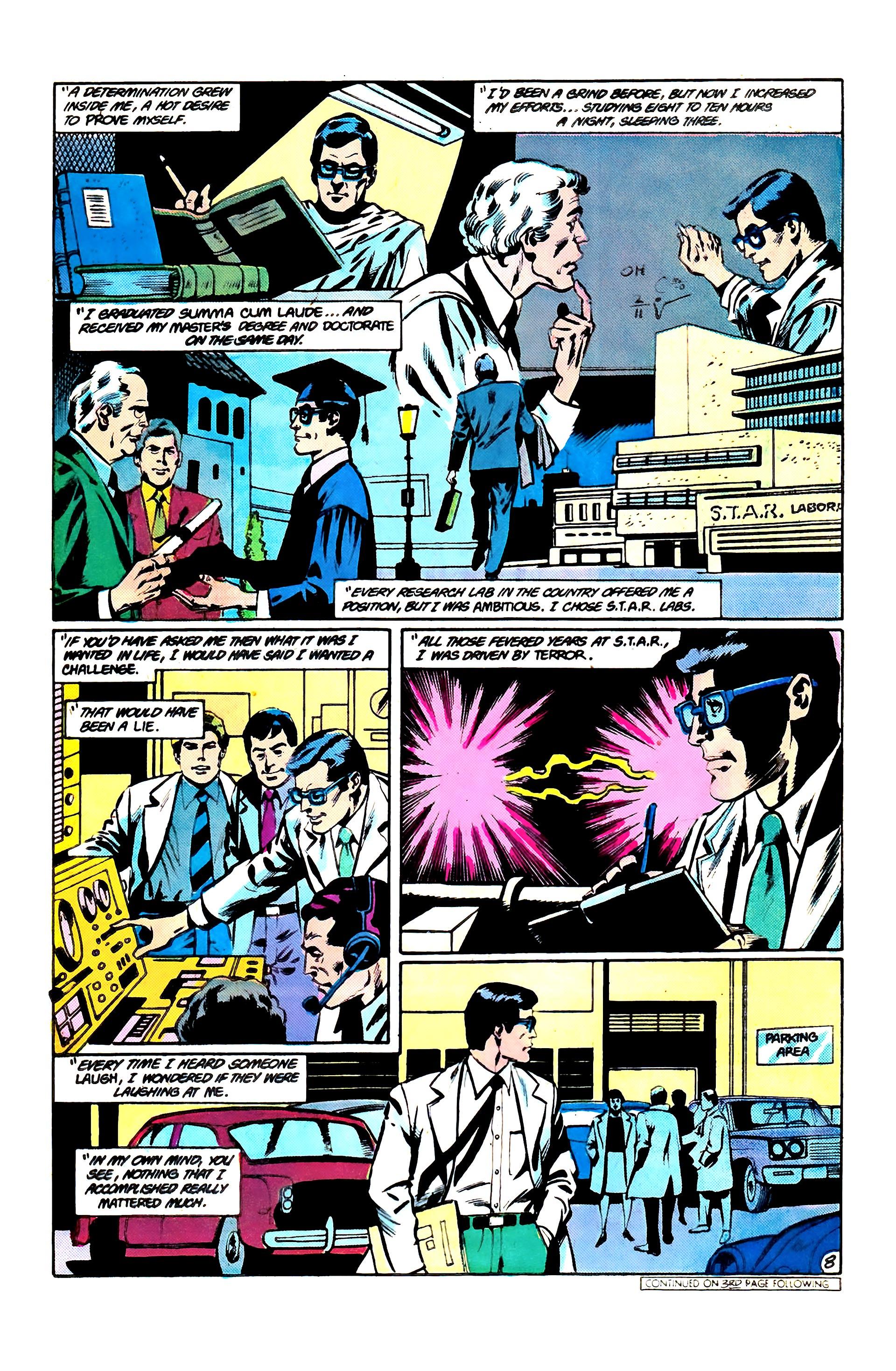 Read online Secret Origins (1986) comic -  Issue #4 - 12