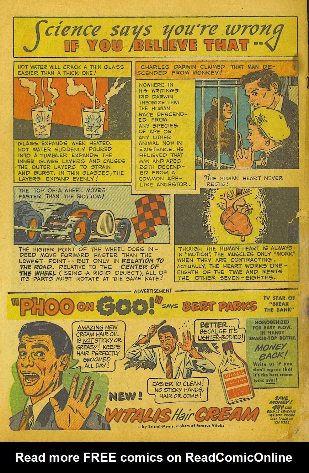 Strange Adventures (1950) issue 16 - Page 34