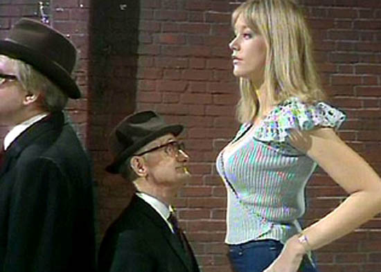 Image result for benny hill show cast