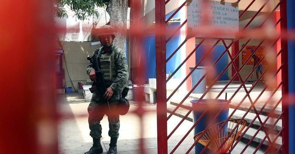Soldados levantados en Acapulco son encontrados Ejecutados