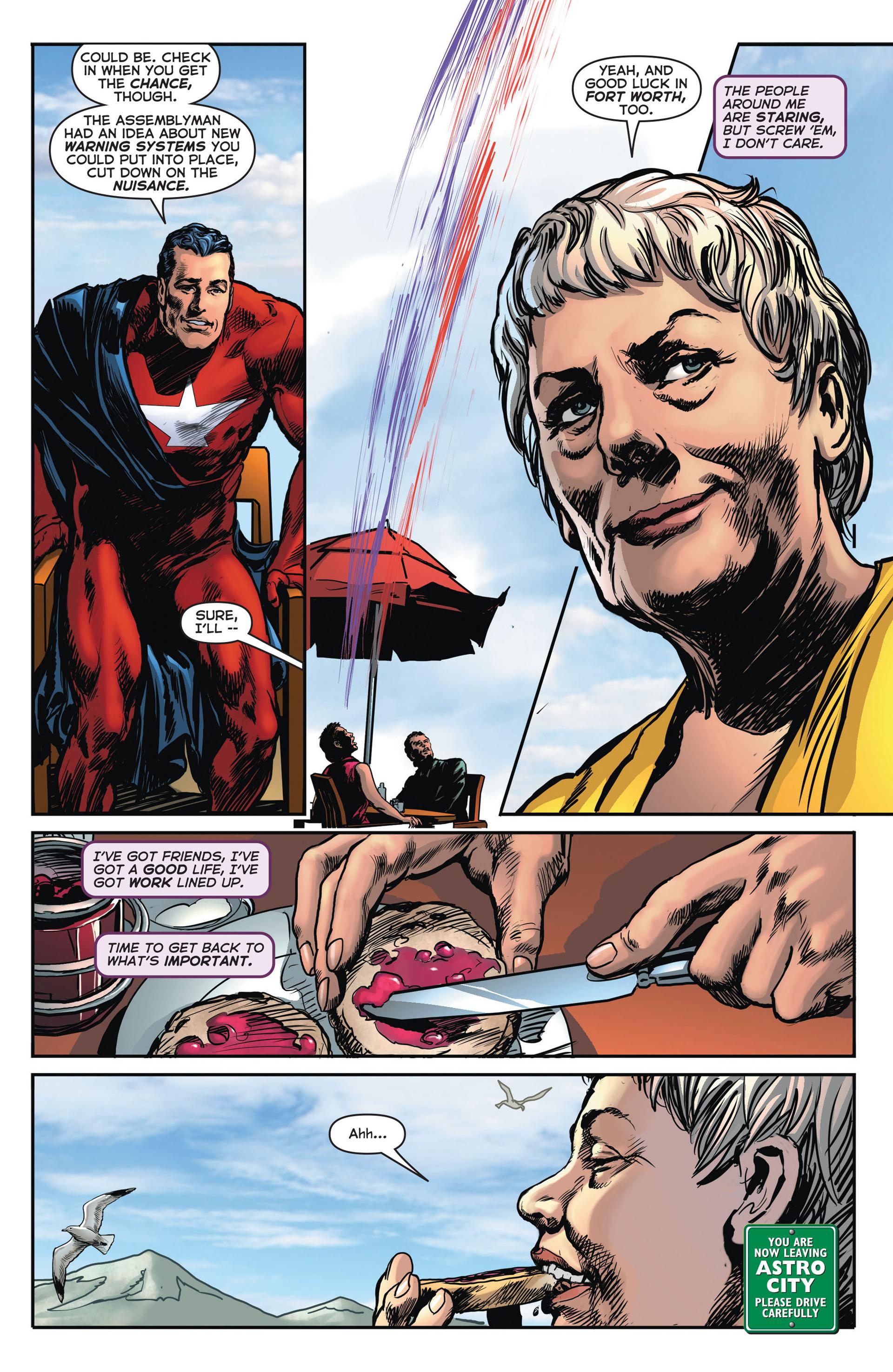 Read online Astro City comic -  Issue #4 - 25