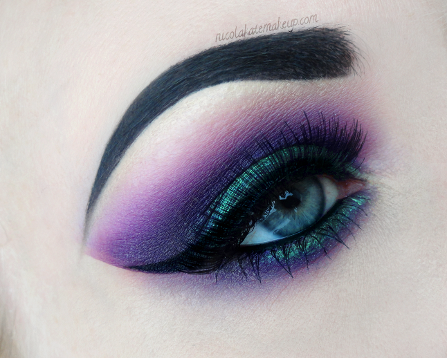 Eye Makeup For Maleficent Makeupview Co