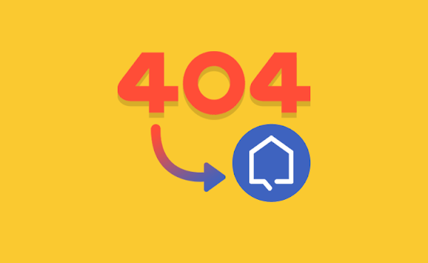 Mengalihkan/Redirect Otomatis URL Error 404 ke Homepage