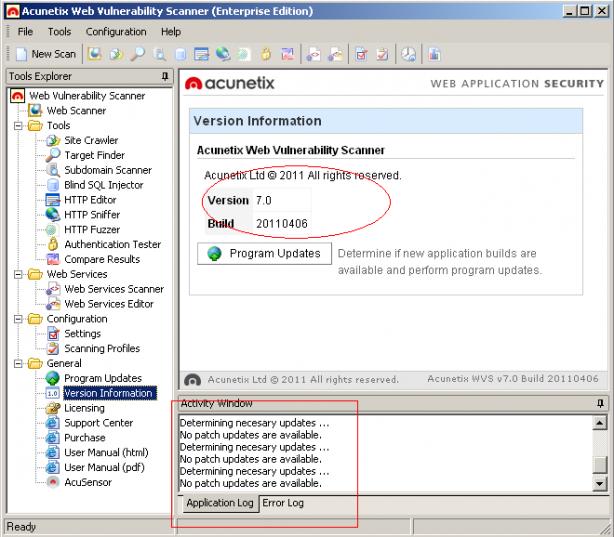 Acunetix Web Vulnerability Scanner v7 Enterprise Full