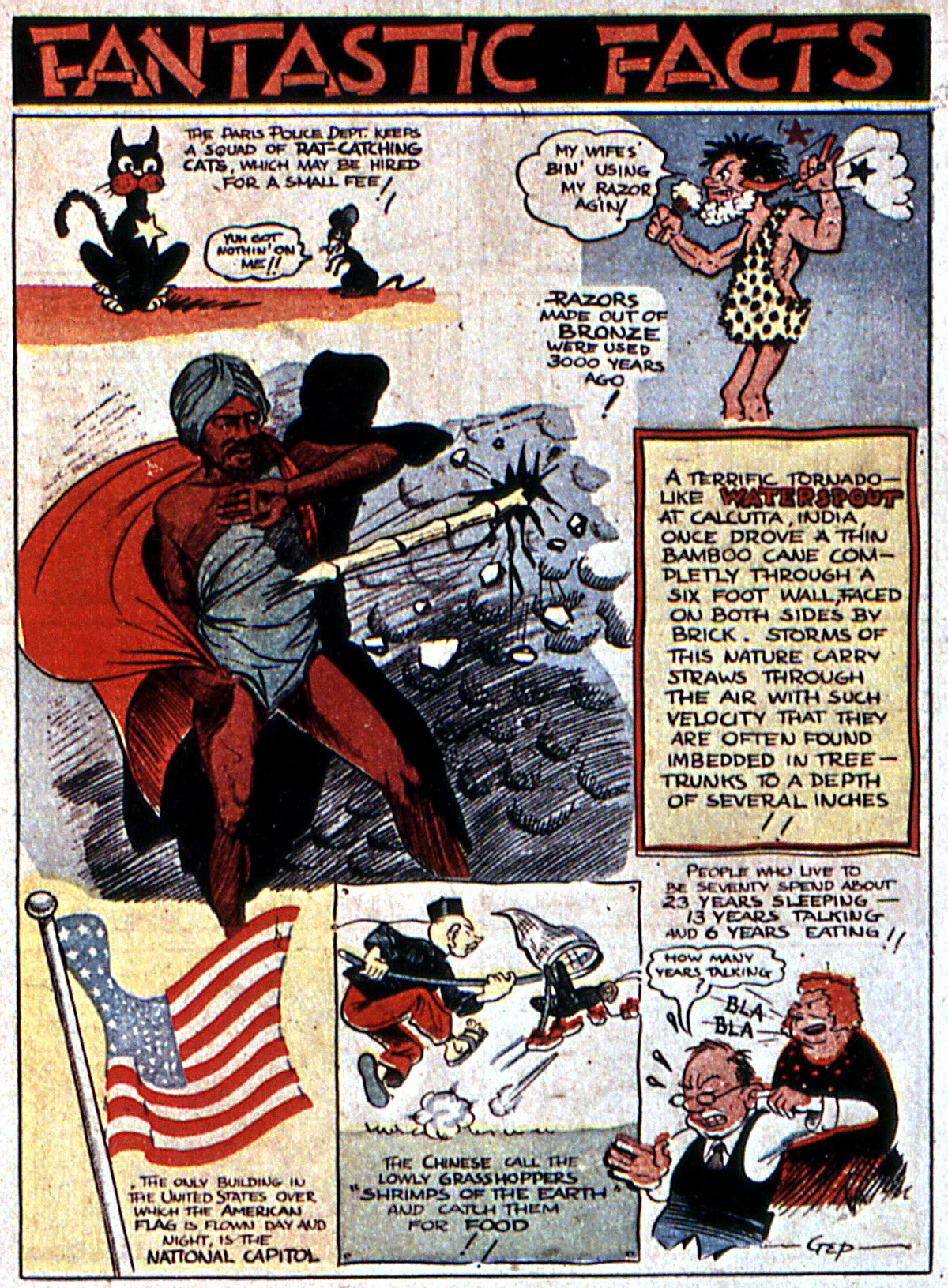 Read online Action Comics (1938) comic -  Issue #5 - 13