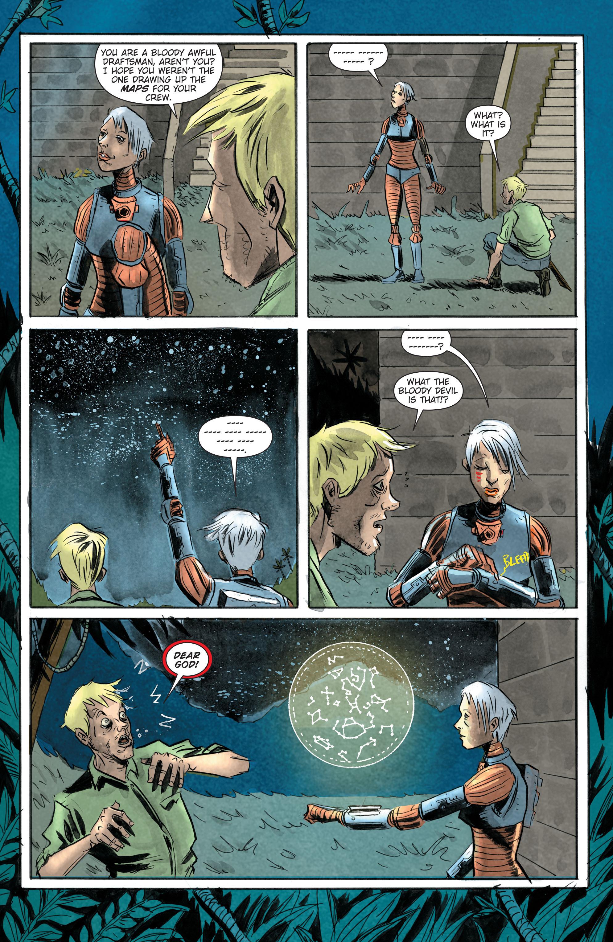 Read online Trillium comic -  Issue # TPB - 45