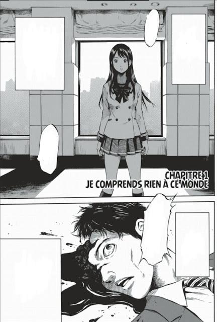 Actu Manga, Critique Manga, Dark Kana, Kana, Manga, Seinen, Sky-high Survival,