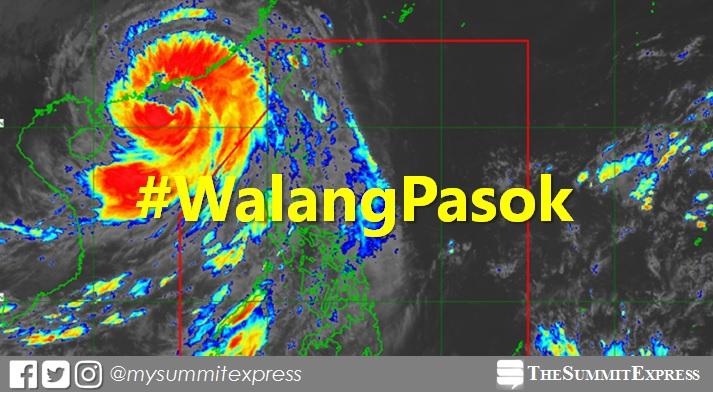 #WalangPasok: Class suspensions for Monday, September 17, 2018