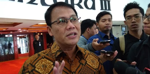 Popularitas #2019GantiPresiden Yang Meningkat Jadi Referensi Jokowi