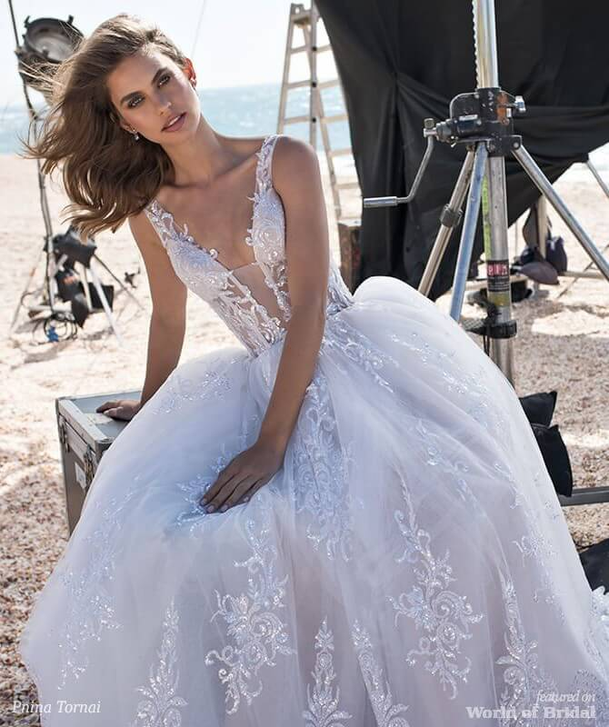 Love by Pnina Tornai 2018 Bridal Collection - World of Bridal