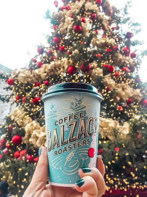 balzac coffee roasters toronto distiller district