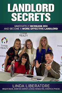 Landlord Secrets: Immediately Increase ROI and Become a More Effective Landlord free book promotion Linda Liberatore