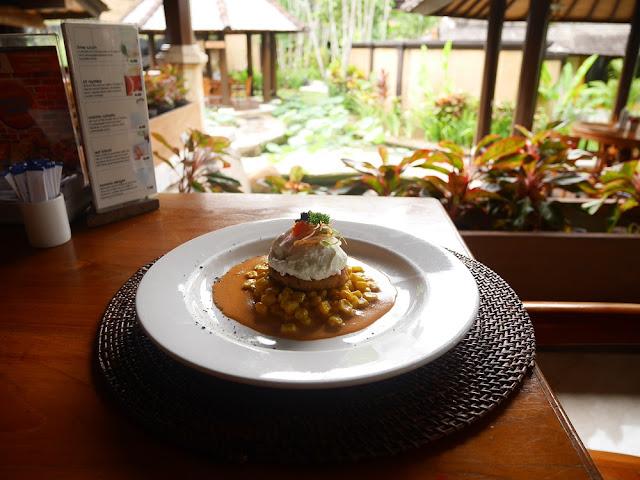 Appetizer di The Lumbung Restaurant