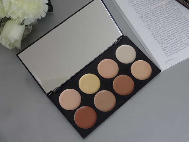 Makeup Revolution Ultra Cream Contour Palette Review