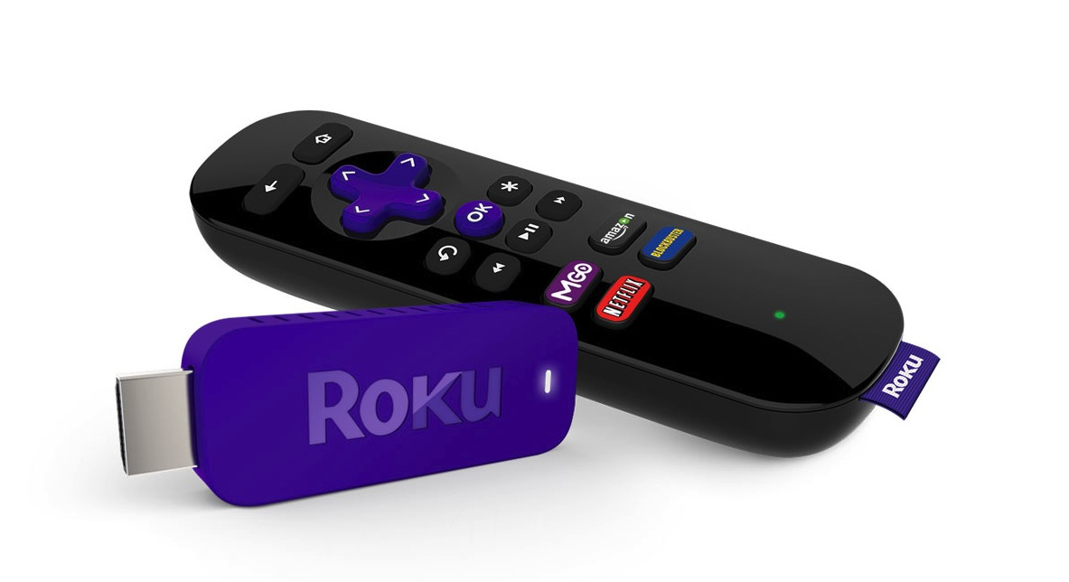14thLord: Roku Streaming Stick without remote? Here's a