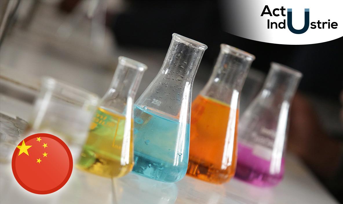 industrie des produits chimiques