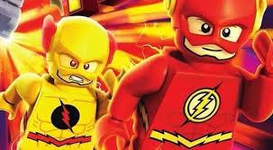 Hình ảnh Liên Minh Công Lý Lego: Câu Chuyện Của Flash