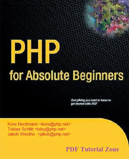 Web Development with PHP Cover