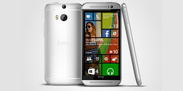 Windows Phone version of HTC One M8 maybe headed to Verizon