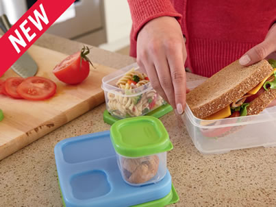 LunchBlox Sandwich Kit