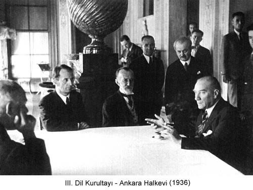 Atatürk Halkevi 1936 Fotoğraf