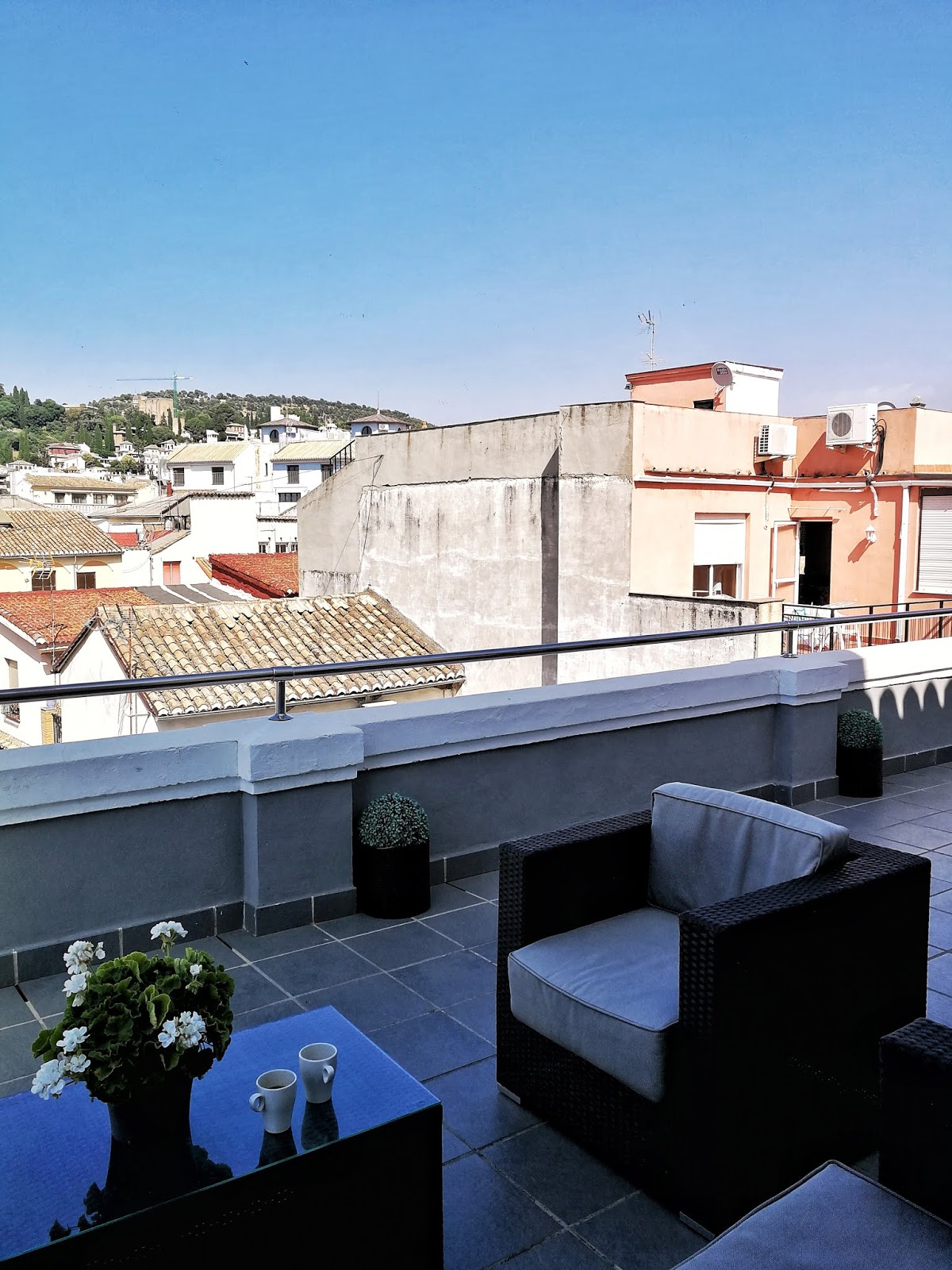 Granada, Spain, Espanja, Room Mate Hotels