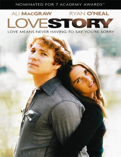 Ver Historia de amor (Love Story) (1970) Online