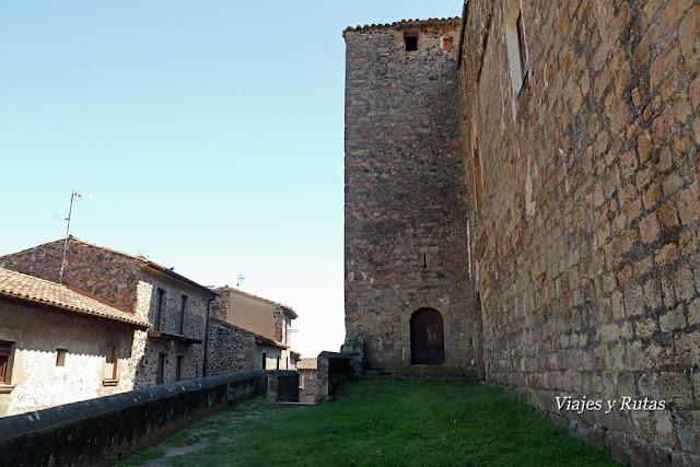 Castillo de Santa Pau, Girona